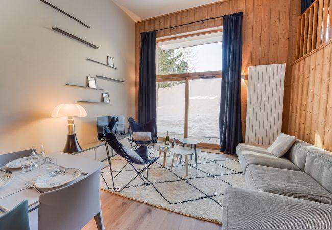 Apartment in L'Alpe d'Huez - Hameau Clotaire A02