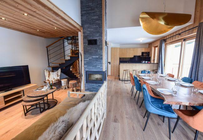 Apartment in L'Alpe d'Huez - Hameau Clotaire B55+56