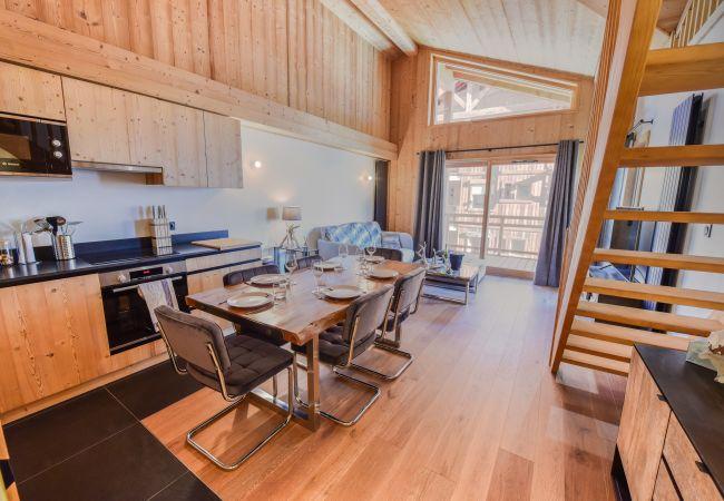 Apartment in L'Alpe d'Huez - Hameau Clotaire A14