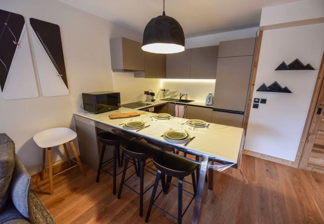Apartment in L'Alpe d'Huez - Hameau Clotaire B45