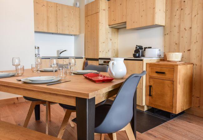 Apartment in L'Alpe d'Huez - Hameau Clotaire B28