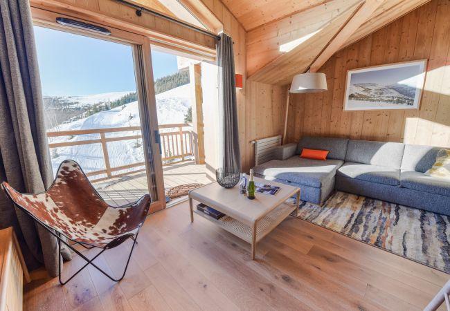 Apartment in L'Alpe d'Huez - Hameau Clotaire B25