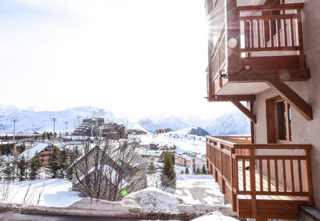 Apartment in L'Alpe d'Huez - Hameau Clotaire A04