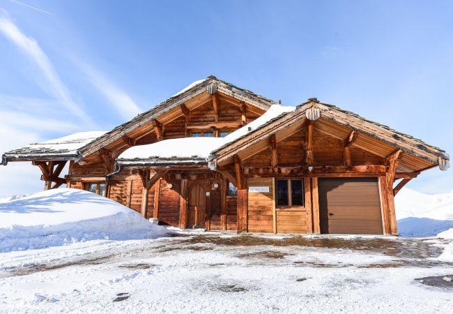 Chalet in L'Alpe d'Huez - Chalet L'ours Bleu