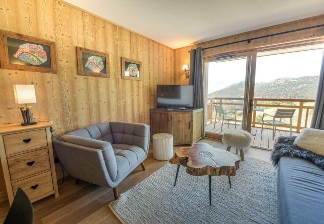 Apartment in L'Alpe d'Huez - Hameau Clotaire B41