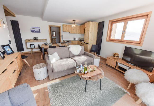 Apartment in L'Alpe d'Huez - Hameau Clotaire B32