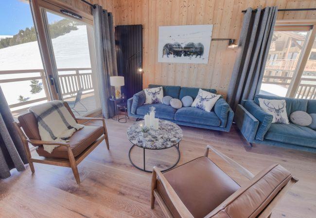 Apartment in L'Alpe d'Huez - Hameau Clotaire B53+54