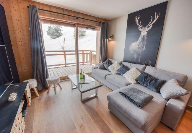Apartment in L'Alpe d'Huez - Hameau Clotaire B24