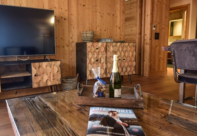 Apartment in L'Alpe d'Huez - Hameau Clotaire A09