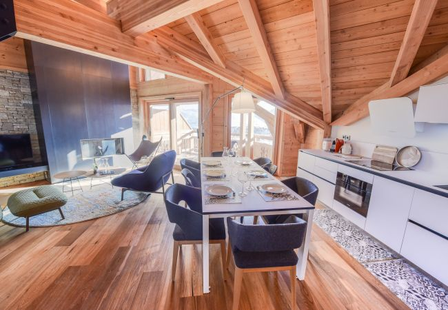 Apartment in L'Alpe d'Huez - Eden Blanc N°A1-32