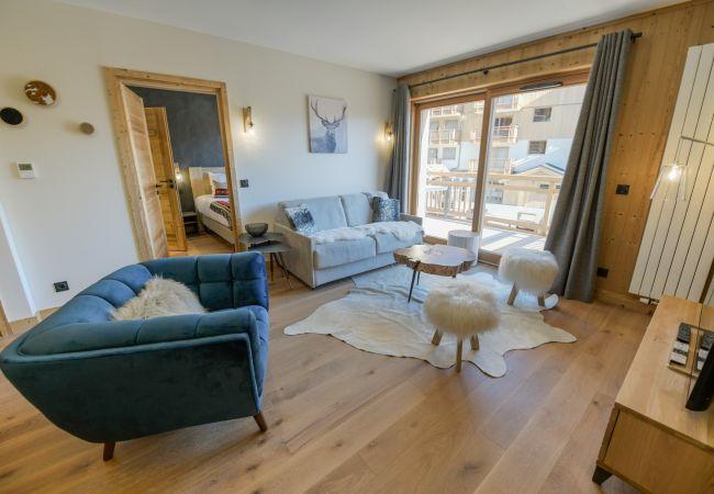 Apartment in L'Alpe d'Huez - Hameau Clotaire B38