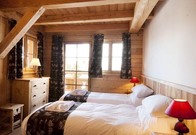 Chalet in L'Alpe d'Huez - Chalet Lièvre Blanc
