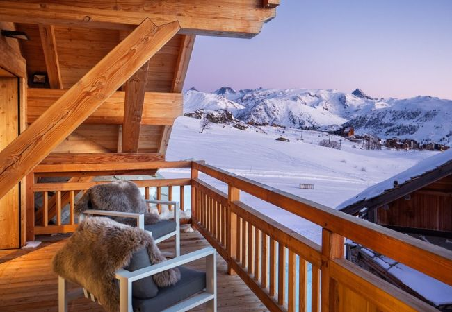 Apartment in L'Alpe d'Huez - Eden Blanc A2-21