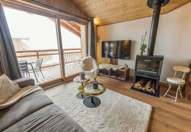 Apartment in L'Alpe d'Huez - Hameau de Clotaire B57